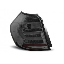 BMW E87 / E81  04-07 Smoked LED BAR Diodowe LDBM84