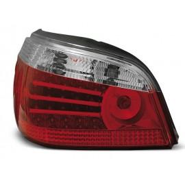BMW E60 Sedan  Clear Red/White Led  Diodowe LDBM18