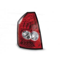 Chrysler 300C - Clear Red/White  Led  LDCH02