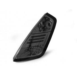 Fiat Grande Punto Clear Smoked Led - diodowe LDFI04