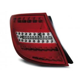 Mercedes C-klasa Kombi (W204) red white LED BAR - FULL LED DIODOWE  LDME83
