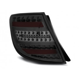 Mercedes C-klasa Kombi (W204) black LED BAR - FULL LED DIODOWE  LDME86