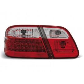 Mercedes E-klasa Sedan (W210) red / white LED - DIODOWE  LDME28
