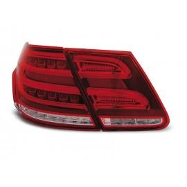 Mercedes E-klasa Sedan (W212) red/white LED BAR - DIODOWE  LDME95