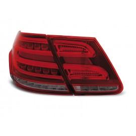 Mercedes E-klasa Sedan (W212) smoked red LED BAR - DIODOWE  LDME96