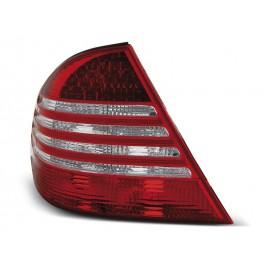 Mercedes S-klasa (W220) red/white LED - DIODOWE  LDME48