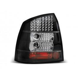 Opel Astra G 3/5d - clearglass LED Black - diodowe  LDOP07