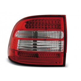 Porsche Cayenne  - Red / White LED - diodowe  LDPO01