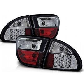 Seat Leon 99-04 clearglass Black LED ciemne LDSE02