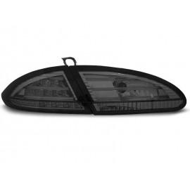 Seat Leon II 1P - Smoked Black LED - DIODOWE  LDSE13