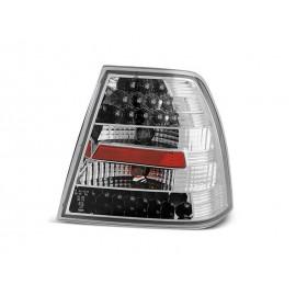 VW Bora  clearglass CHROM LED  LDVW61