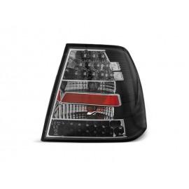 VW Bora  clearglass Black LED czarne diodowe  LDVW62