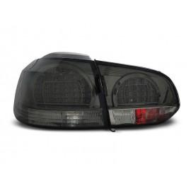 VW Golf 6 RED / WHITE LED czerwono białe diodowe LDVWB7 DEPO