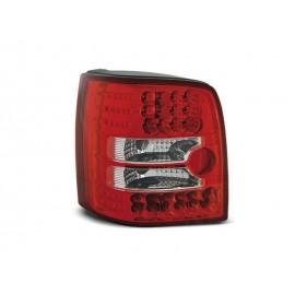 VW Passat B5/B5FL Variant  LED RED/WHITE - diodowe LDVW17