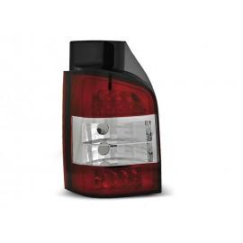 VW T5 Caravelle / Multivan 2003- LED RED WHITE diodowe LDVW27 KLAPA