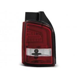 VW T5 Caravelle / Multivan RED WHITE LED BAR diodowe LDVW93 KLAPA