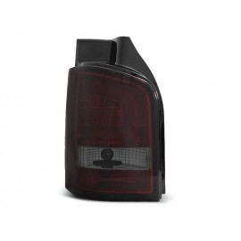 VW T5 Caravelle / Multivan SMOKED RED LED BAR diodowe LDVW99 KLAPA