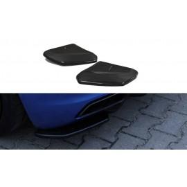 Splittery Boczne Tylnego Zderzaka ABS - Audi R8 II