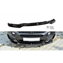 Przedni Splitter / dokładka ABS - BMW X6 F16 M-pakiet