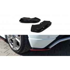 Splittery Boczne Tylnego Zderzaka ABS - Ford Fiesta mk7 ST / STLINE / ZETEC - FL