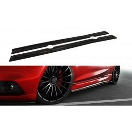 Poszerzenia Progów ABS - Ford Fiesta MK7 Przedlift ST