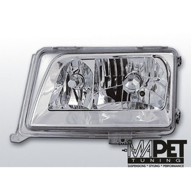 Mercedes E-klasa W124 93-95 clear CHROM LPME03