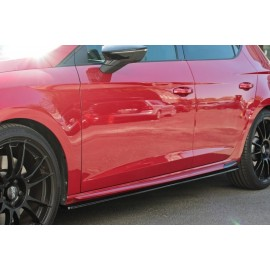 Poszerzenia Progów ABS - Seat Leon 3 5D Facelift Cupra / FR