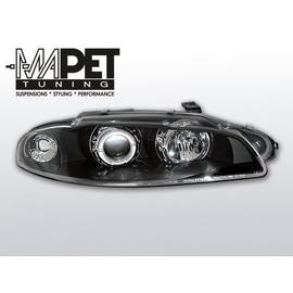 Mitsubishi Eclipse 97-98 Angel Eyes BLACK soczewka ringi LPMI04