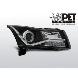 Chevrolet CRUZE 09-13 - Daylight BLACK LED + RING LPCT04