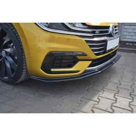 Przedni Splitter / dokładka ABS (wer.1) - VW Arteon