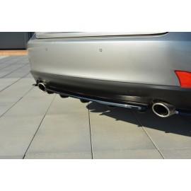 Dyfuzor Tylnego Zderzaka ABS - Lexus IS Mk3 T