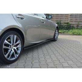 Poszerzenia Progów ABS - Lexus IS Mk3 T