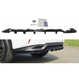 Dyfuzor Tylnego Zderzaka ABS - Lexus RX Mk4 H
