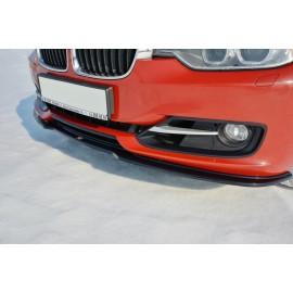 Przedni Splitter / dokładka ABS (wer.1) - BMW 3 F30
