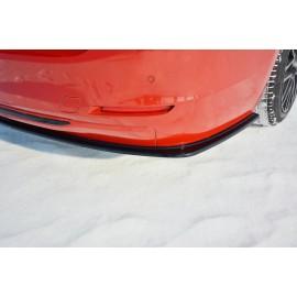Splittery Tylnego Zderzaka ABS - BMW 3 F30