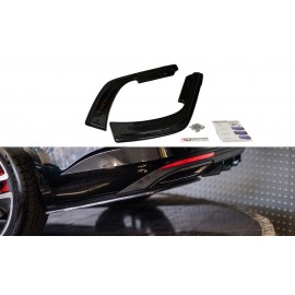 Splittery Boczne Tylnego Zderzaka ABS - Renault Talisman