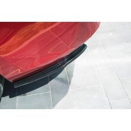 Splittery Boczne Tylnego Zderzaka ABS - Mazda 6 GJ (Mk3) Facelift