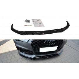 Przedni Splitter / dokładka ABS (wer.1) - Audi RS7 Facelift
