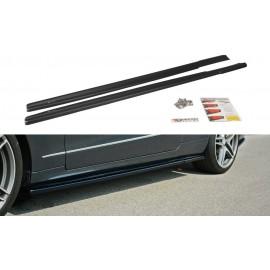 Poszerzenia Progów ABS - MERCEDES E W212 Coupe / Cabrio