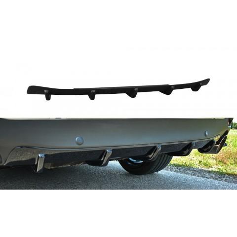Dyfuzor Tylnego Zderzaka ABS - Mazda 6 GJ (Mk3) Kombi