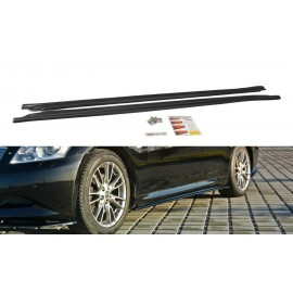 Poszerzenia Progów ABS - Infiniti G37 Sedan