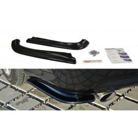 Splittery Boczne Tylnego Zderzaka ABS - Infiniti G37 Sedan