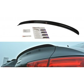 Nakładka Spojler Tylnej Klapy ABS - Audi A4 B9 S-Line Sedan