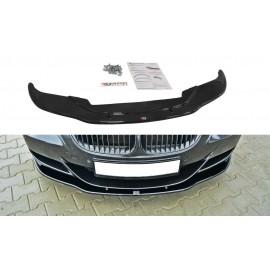 Przedni Splitter / dokładka ABS (wer.2) - BMW M6 E63