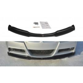 Przedni Splitter / dokładka ABS (wer.1) - BMW E90 M-Pakiet