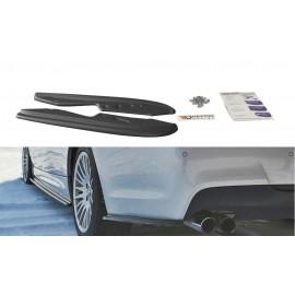 Splittery Boczne Tylnego Zderzaka ABS - BMW E90 M-pakiet