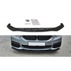 Przedni Splitter / dokładka ABS (wer.1) - BMW 5 G30 / G31 M-pakiet