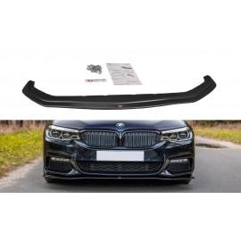 Przedni Splitter / dokładka ABS (wer.2) - BMW 5 G30 / G31 M-pakiet