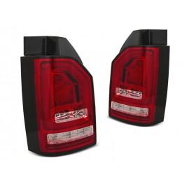 VW T6 RED/WHITE LED BAR diodowe z dynamicznym kierunkowskazem LDVWJ7