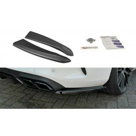 Splittery Boczne Tylnego Zderzaka ABS - Mercedes C 205 63 AMG Coupe